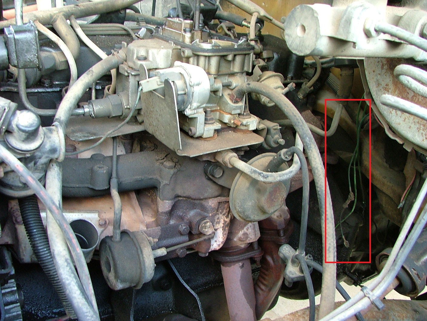 1986 Chevy K10 A C Compressor Wiring Diagram 44 C10 Ac Mystery Wire Need Help With Gm Square Body 1973 1987 Chevrolet